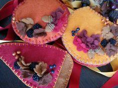 Felt kits fron the Maggie Gee Needlework Studio on Facebook