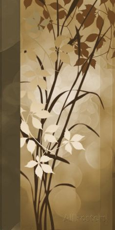 Tangletown Fine Art Golden Heights II by Edward Aparicio Fine Art Giclee Print on Gallery Wrap Canvas, 20 Framed Artwork, Wall Art, Print Store, Stretched Canvas Prints, Botanical Art, Watercolor Paper, Watercolor Ideas, Watercolor Portraits, Find Art