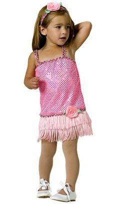Infant Pink Flapper Costume La Mendola. $22.27