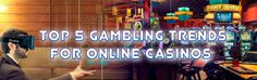 hese are only a portion of the thoughts that we have concocted yet don't hesitate to drop us a message with your very own few thoughts. So, let's see #top #5 #gambling #trends that will be integrated into online casinos? Are you ready to read our review?