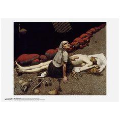 Lemminkäisen äiti taidekuva A3 (102661) Eye Candy, Painting, Museum, Painting Art, Paintings, Painted Canvas, Drawings