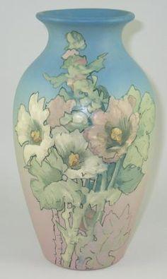 Weller Hudson Vase by Pillsbury