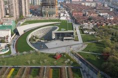 New Shanghai Natural History Museum - Picture gallery