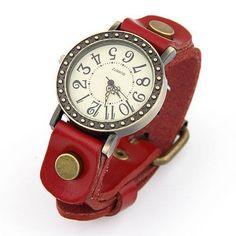 Reloj en cuero $40.000  #domicilio #envios #nacionales #colombia #medellin #manizales #cali #pereira #cucuta #armenia #bogota #buga #barranquilla #valledupar #cartagena #barrancabermeja #putumayo