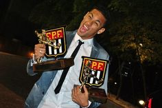 one of my favorite pictures of him. after the awards ceremony. best striker and playmaker Neymar Jr, Best Player, Man Candy, Barcelona, Awards, Bra, Pictures, Photos