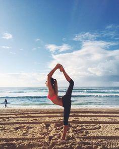 Yoga inspiration and ideas Fitness Workouts, Yoga Fitness, Fitness Foods, Fitness Weightloss, Yoga Inspiration, Fitness Inspiration, Khao Lak Beach, Yoga Motivation, Morning Motivation