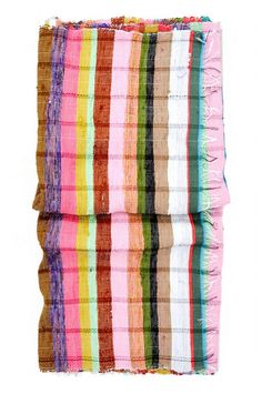 Colorstripe Floor Blanket