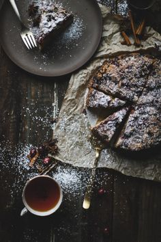Cranberry Citrus Coffee Cake | Portland Fresh