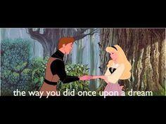 Once Upon a Dream (Karaoke w/ lyrics)