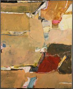 richard diebenkorn the berkeley years | richard diebenkorn (1922-1993) | berkeley #12 | oil on canvas | 1954