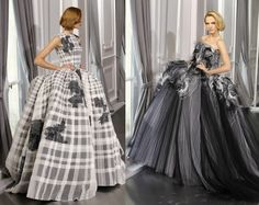 Nick Verreos: Runway Report: Christian Dior Haute Couture Spring 2012
