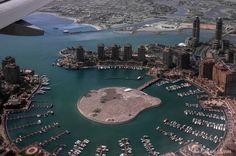 Dohan Marsa Arabia - The Pearl Qatar ilmasta City Photo, Travelling, Pearls, Beads, Gemstones, Pearl