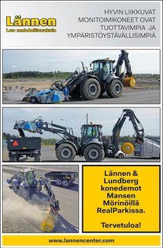 Mansen Mörinät 2016 #Lännen #Lundberg #MansenMörinät #machinery #construction_machines #multifunctional_machines