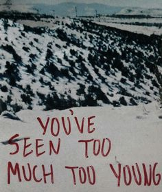 Te ven demasiado joven