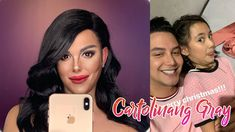 PAOLO BALLESTEROS makeup version of CATRIONA GRAY at ang kanyang masayan... Paolo Ballesteros, Gray, Makeup, Music, Youtube, Make Up, Musica, Musik, Grey