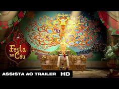 Festa no Céu | Trailer Dublado HD | 2014 - YouTube