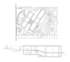 Tadao ando and the revisited place the strength of architect Tadao Ando, Koshino House, Water Temple, Futuristic Home, Architecture Logo, Hyogo, House Sketch, Article Design, Sketch Design