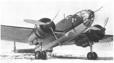 """PZL ,,Łoś"""" The Łoś (English: elk) was a Polish twin-engine medium bomber, used in the defense of Poland against the Nazi German Invasion in Ww2 Planes, Ww2 Aircraft, Luftwaffe, Armed Forces, Lancaster, World War Ii, Wwii, Mustang, Air Force"""