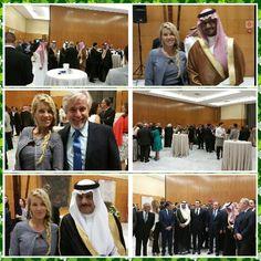 Recepción  del Consulado Arabia Saudi por su Día Nacional en Hotel  NH Malaga