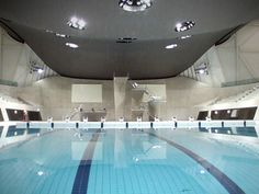 Sneak peek inside the London Olympic venues