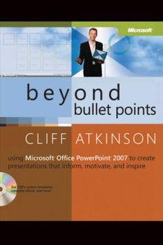 Beyond Bullet Points | Cliff Atkinson