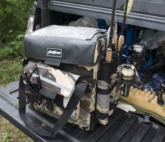 Gear Review: FeelFree Camo Crate Bags | Kayak Angler Magazine | Rapid Media