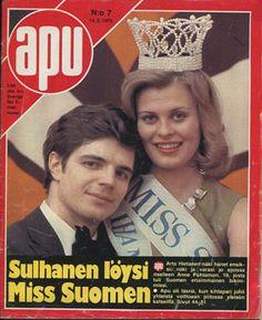 Apu 1975, 07 Old Commercials, Magazine Articles, Beauty Queens, Ancient History, Album Covers, Nostalgia, Universe, France, Memories
