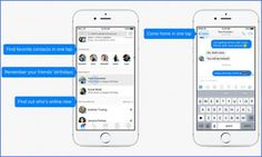 """#Facebook #Messenger for iOS new """"Home"""" feature inbox to make smarter tool."""
