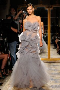 Marchesa spring 2012. If I ever win an Oscar, my dress will look like this! This picture should be in the dictionary next to Fabulous (n.)!