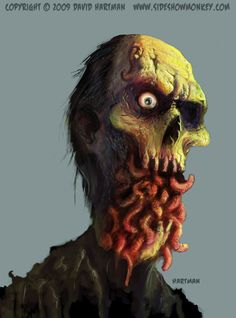 Zombie by Hartman