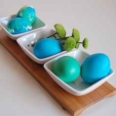 blue and green eggs x