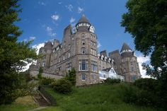 Atholl Palace Hotel, Pitlochry