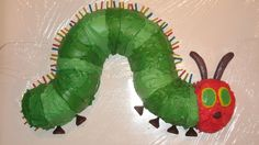 Lincoln's Very Hungry Caterpillar Birthday Party