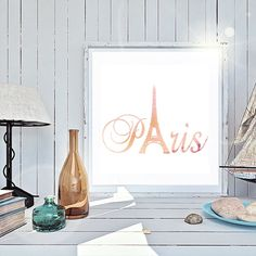 Paris is Pure Romance and Love by Bama Girl on Etsy