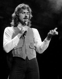 Dennis DeYoung, formerly of Styx