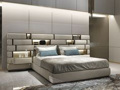 Gepolstertes Doppelbett aus Stoff EMOTION By Visionnaire – jenni Wardrobe Design Bedroom, Bedroom Bed Design, Bedroom Furniture Design, Modern Bedroom Design, Bed Furniture, Wood Bed Design, Bed Frame Design, Bed Headboard Design, Headboards For Beds