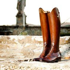 Alberto Fasciani : horse riding boots