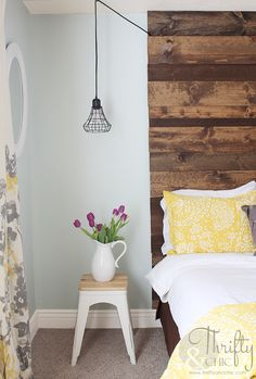 Hometalk :: Guest Room Makeover -From Beige and Blah to Colorful!