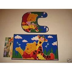 14 45 2pc Winnie The Pooh Bathroom Rug Set From Jay Franco Get It Here Http
