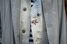 An Unknown Quantity   New York Fashion Street Style   ストリートスナップ: men