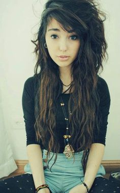 Also want this hair!!!!