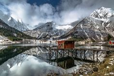 Morning Reflection Balestrand Norway by Europe Trotter #xemtvhay
