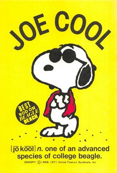Joe Cool, Peppermint Patties, Charlie Brown And Snoopy, Snoopy And Woodstock, Peanuts Gang, Beagle, Vintage Posters, Hero, Japan
