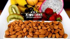 Not only are Australian almonds delicious, this superfood has many health benefits. Learn about almond nutrition and its unique vitamin properties. Almonds Nutrition, Health Benefits Of Almonds, Almond Benefits, Superfood, Farmer, Minerals, Vitamins, Protein, Diet