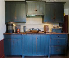 Primitive Country Kitchen Design, Pictures, Remodel, Decor and Ideas - page 3