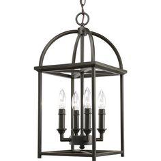 Progress Lighting Thomasville Piedmont Foyer Lantern & Reviews | Wayfair