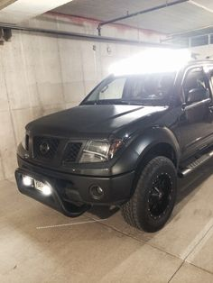Putco LED Luminix Bars Nissan Frontier