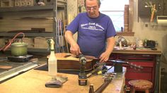 Great tips on removing a dovetail neck from an acoustic guitar