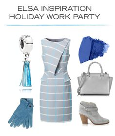 Holiday Outfits Inspired by Frozen