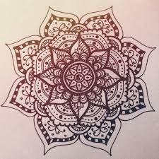 Resultado de imagen para mandala tattoo